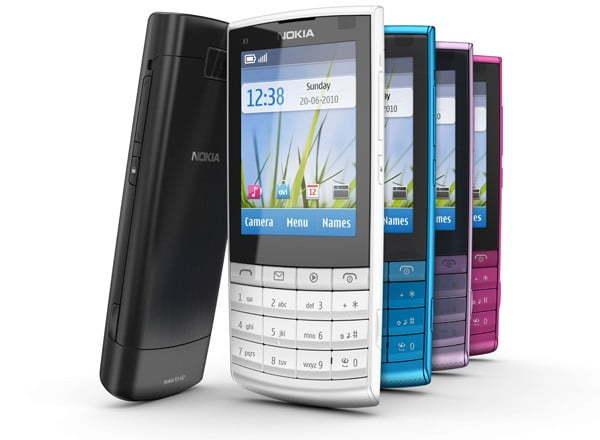 Nokia X3-022