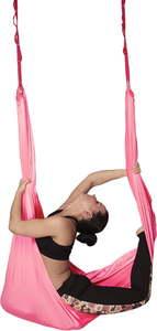 FLY-йога: гармония воздушных асан