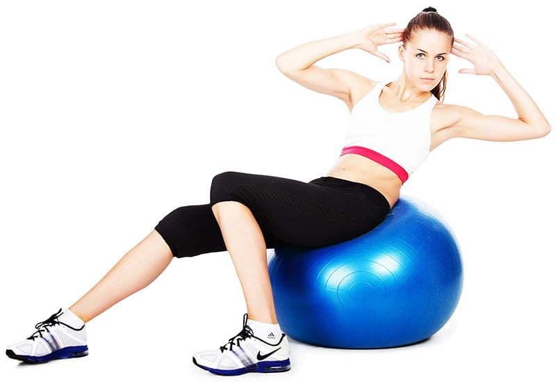 Fit Ball: уроки с использованием мячей