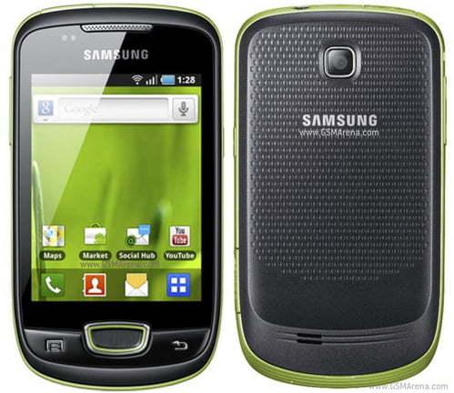 Samsung S5570 Galaxy Mini оооочень длинное название